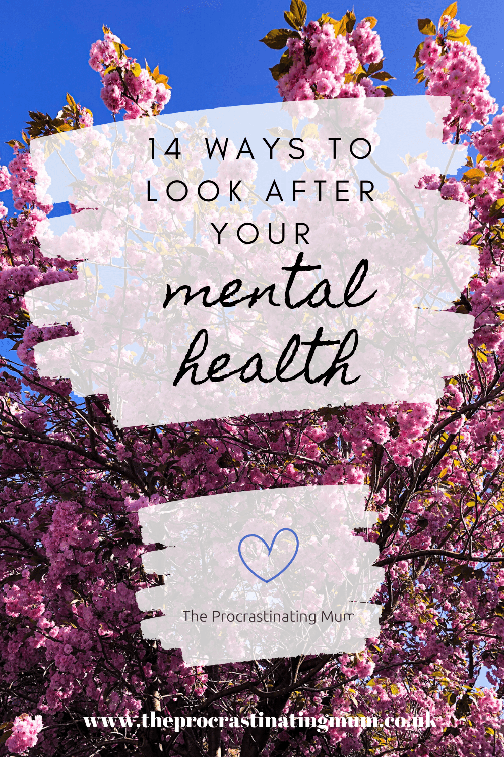 14 ways to look after your mental health