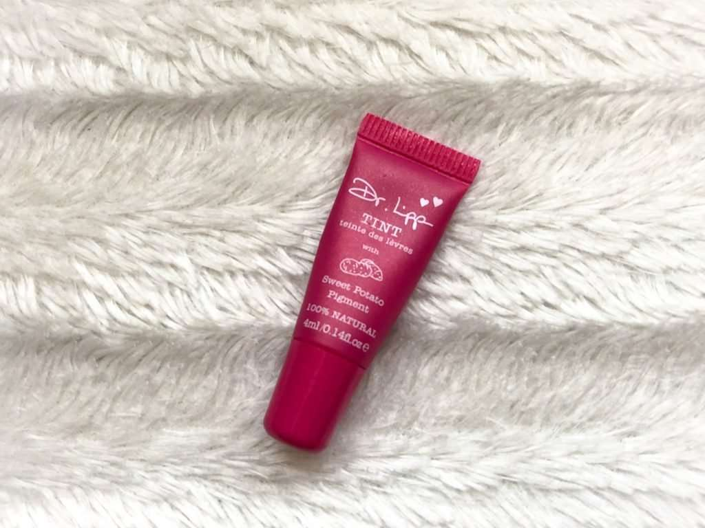 My Favourite Lip Products For Super Soft Lips - Dr. Lipp lip tint