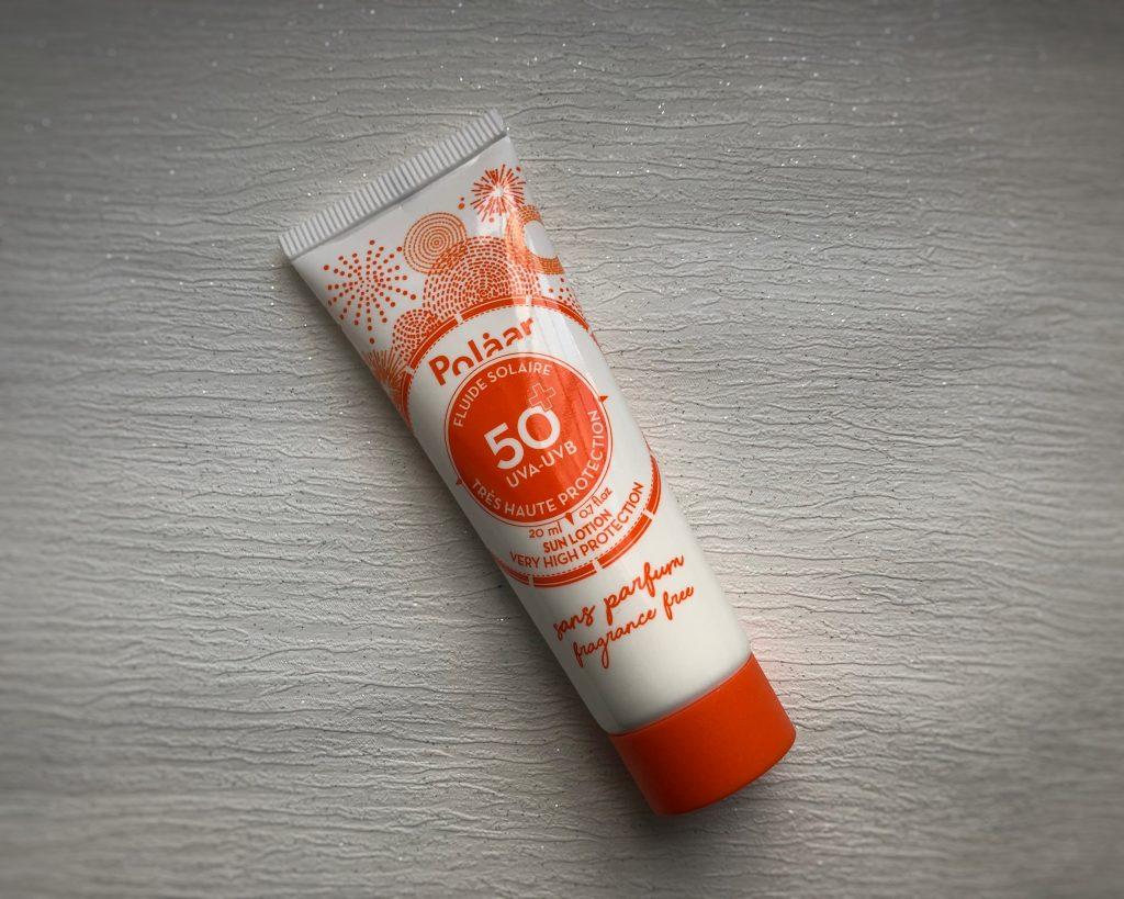 June's lookfantastic Beauty Box - Polaar Very High Protection Sun Cream SPF 50+