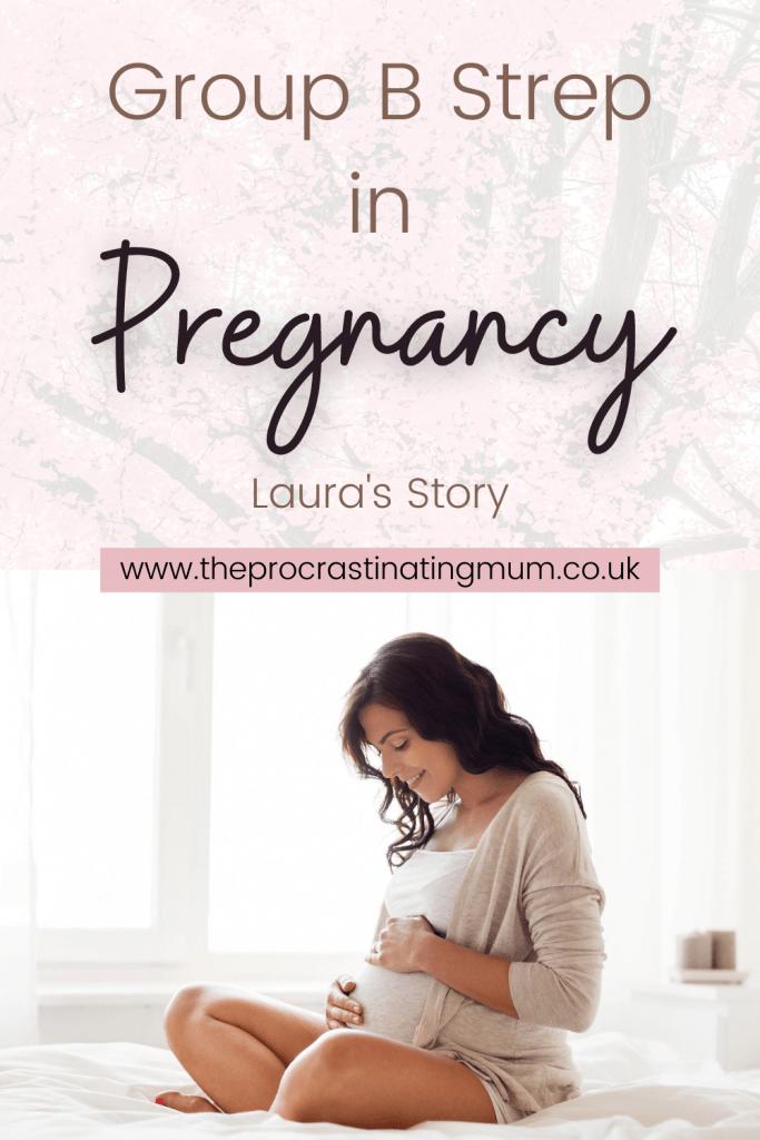 Group B Strep in pregnancy