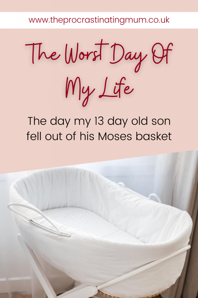 The Worst Day Of My Life Pinterest pin