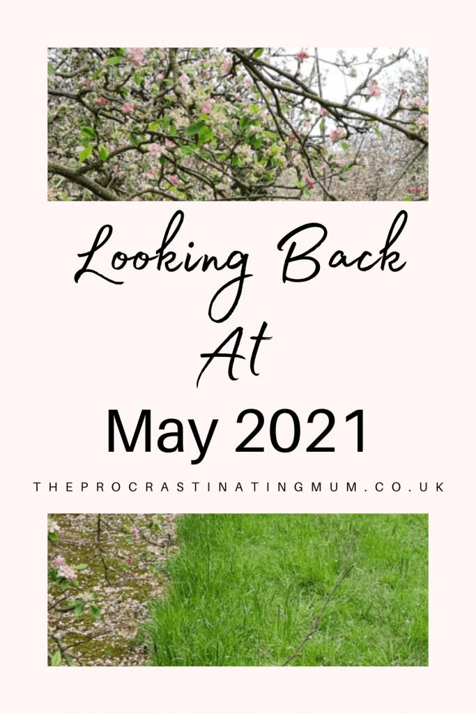 Looking Back At May 2021 Pinterest Pin